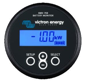 Victron - Battery Monitor BMV-702 BLACK