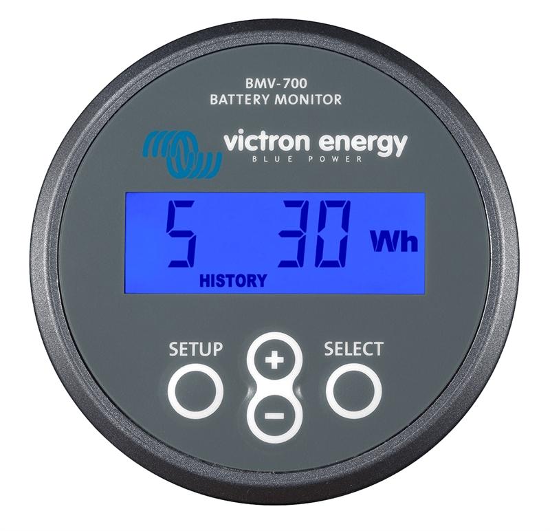 Victron - Batteriövervakning BMV-700 9-90 VDC
