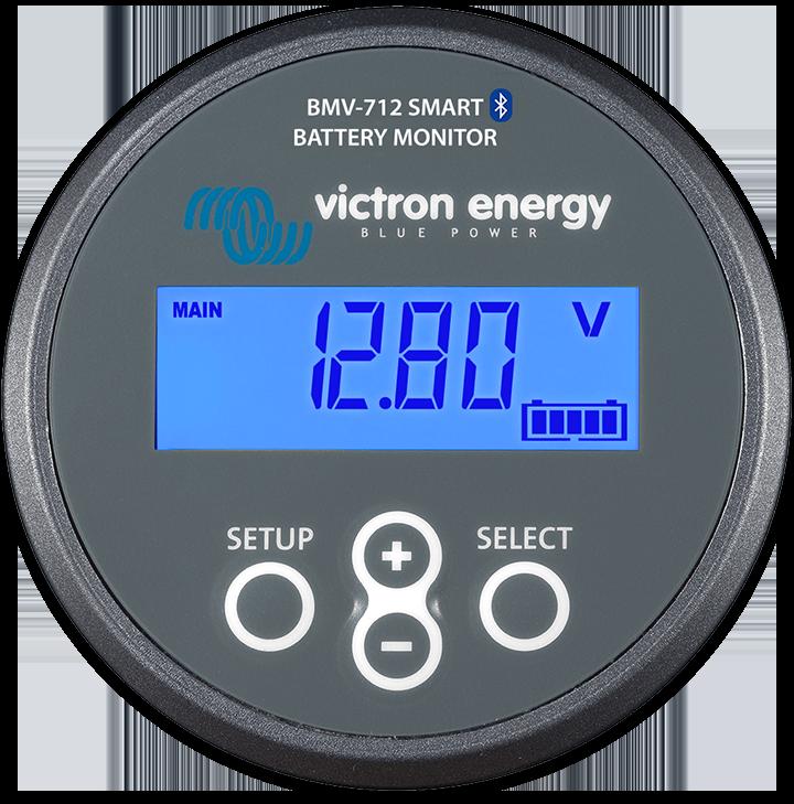 Victron - Batteriövervakning BMV-712 Smart 9-90 VDC Bluetooth