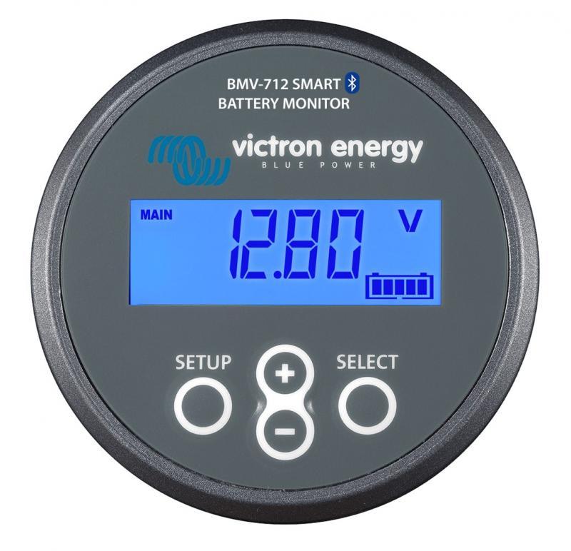 Victron - Battery Monitor BMV-712 BLACK Smart