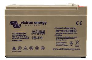 Victron - 12V/14Ah AGM Deep Cycle Batt.