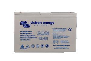 Victron - 12V/38Ah AGM Super Cycle Batt. (M5)