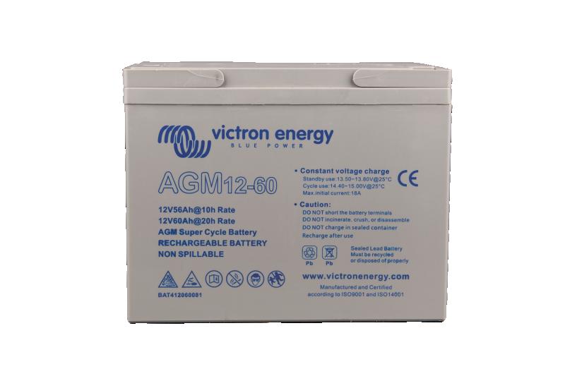 Victron - 12V/60Ah AGM Super Cycle Batt. (M5)