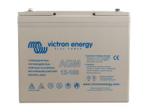 Victron - 12V/100Ah AGM Super Cycle Batt. (M6)