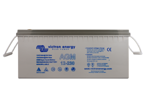 Victron - 12V/230Ah AGM Super Cycle Batt. (M8)