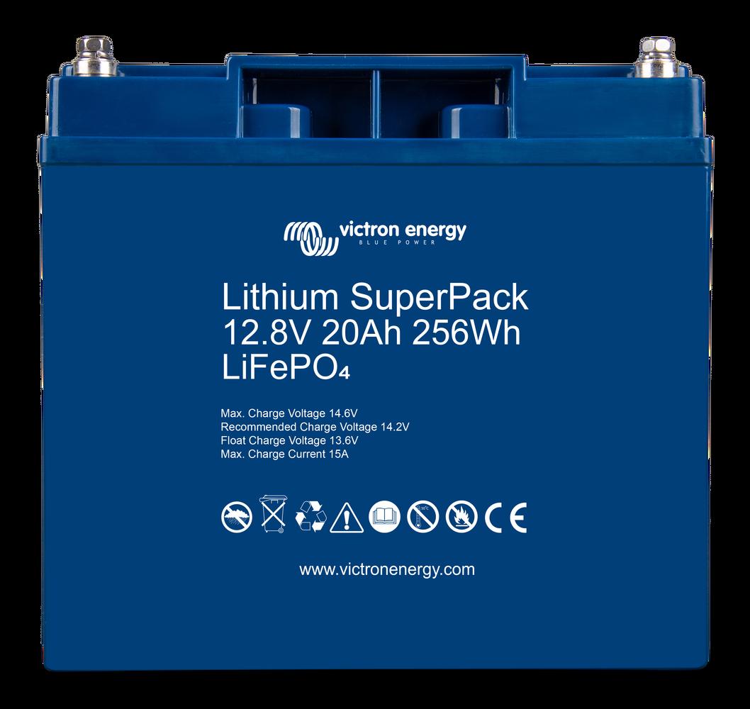 Lithium SuperPack 12,8V/20Ah (M5)