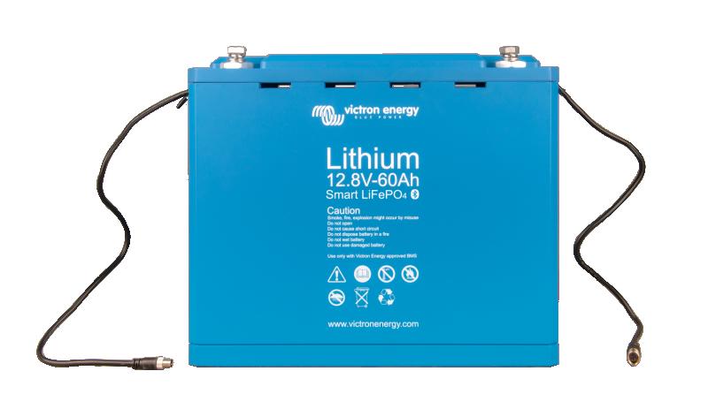 LiFePO4 Battery 12,8V/50Ah Smart