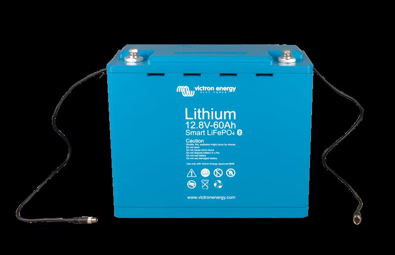 LiFePO4 Battery 12,8V/60Ah Smart