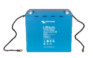 LiFePO4 Battery 12,8V/100Ah Smart