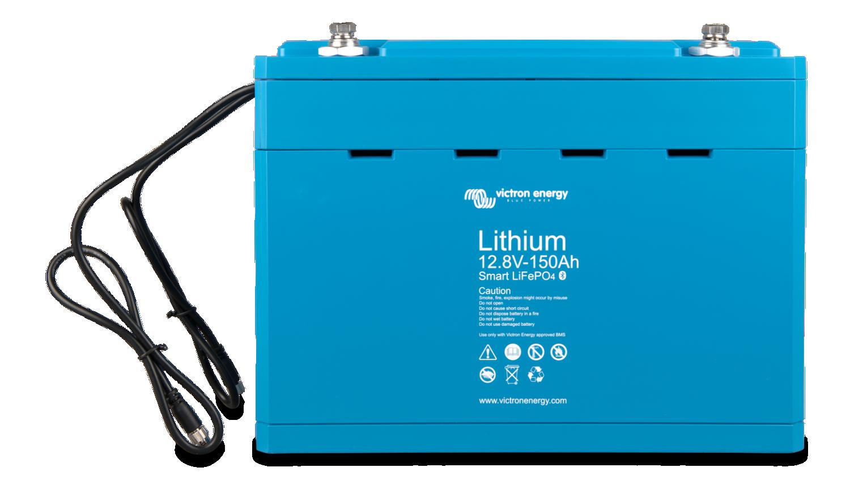 Victron - Litium Batteri - 12,8V/150Ah-Smart - 1,92kWh