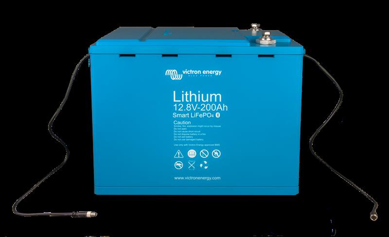 LiFePO4 Battery 12,8V/200Ah Smart