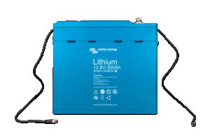 LiFePO4 Battery 12,8V/300Ah Smart