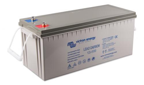 Victron - Blykol Batteri 12V/160Ah(M8)