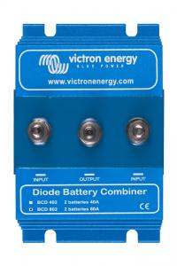 Victron - BCD 802 2 batteries 80A (combiner diode)