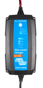 Victron - Blue Smart IP65 Charger 12/10(1) 230V CEE 7/16 Retail