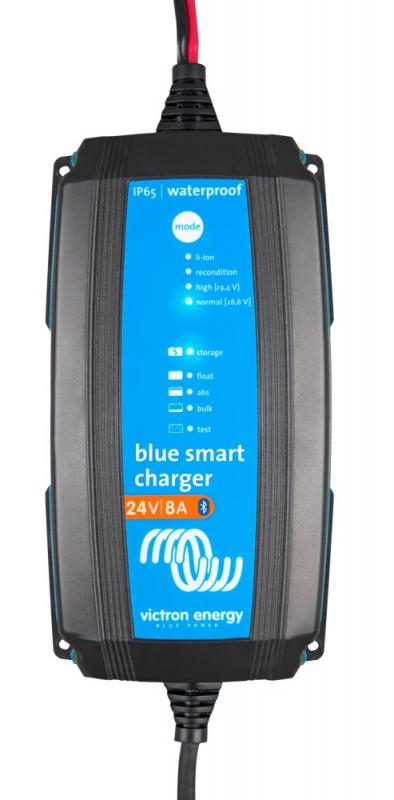 Victron - Blue Smart IP65 Charger 24/8(1) 230V CEE 7/16 Retail