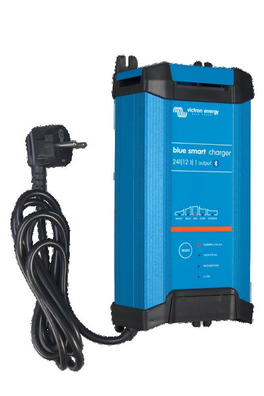 Victron - Blue Smart IP22 Charger 24/16(1) 230V CEE 7/7