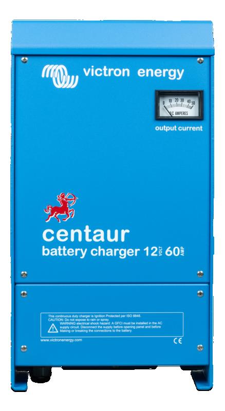 Victron - Centaur Charger 12/60(3) 120-240V