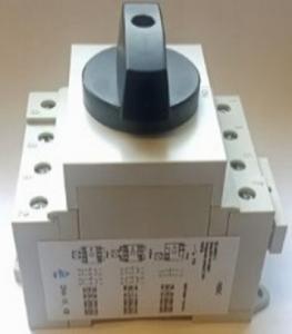 Ferroamp - 40A DC brytare DIN montage - 3 stycken