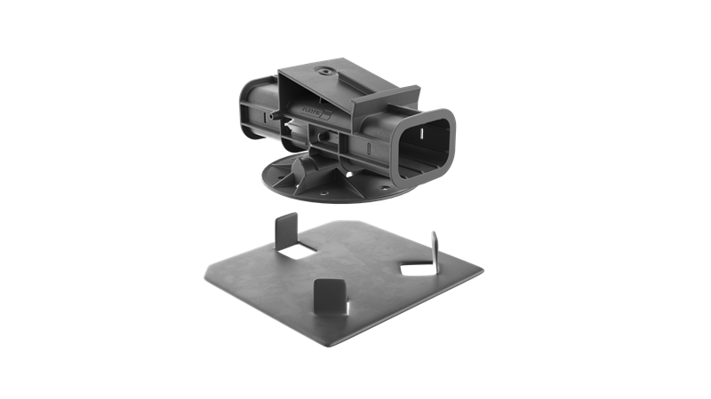 ESDEC - FlatFix Fusion Låg bas 1016mm