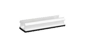 ESDEC - ClickFit EVO Installationsskena - Kort - Liggande panel