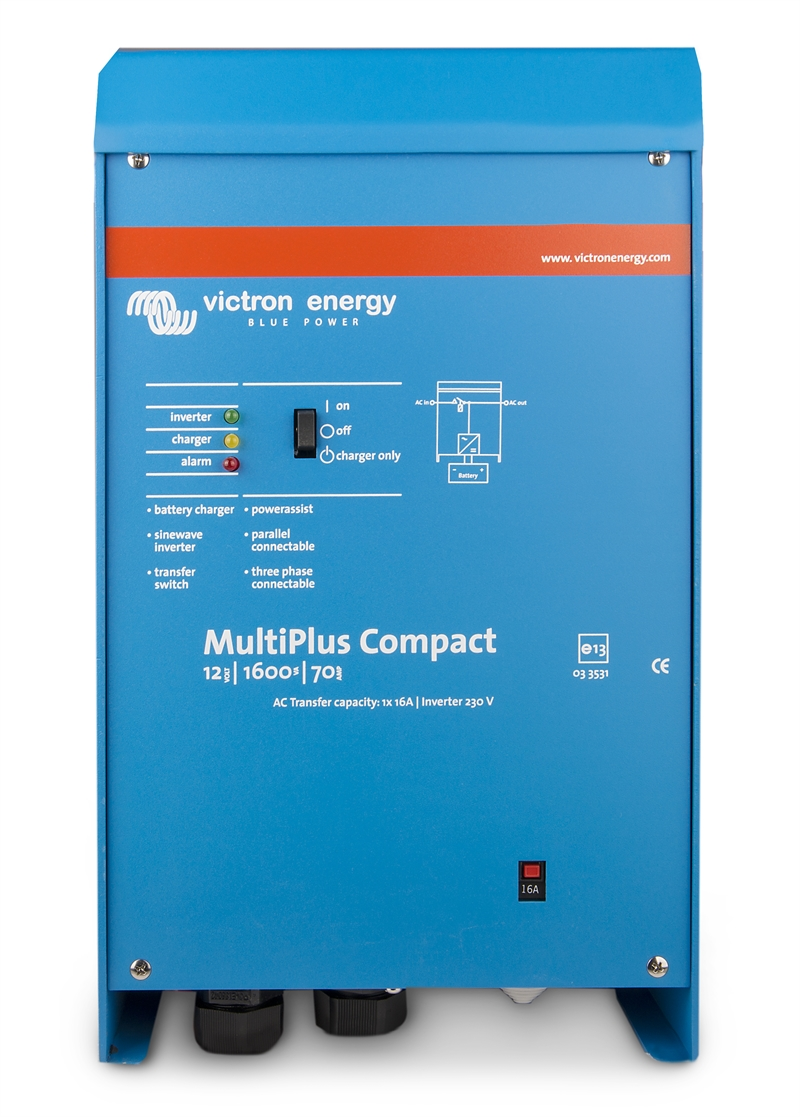 Victron - MultiPlus C 12/1600/70-16