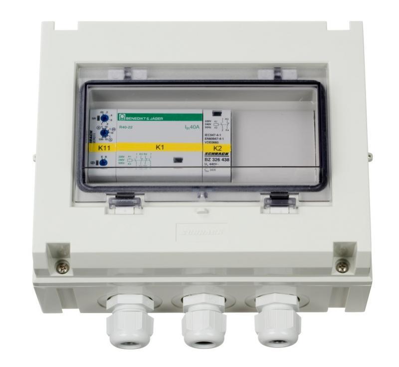 Victron - VE Transfer Switch 5KVA, 1ph, 200-250Vac