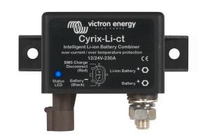 Victron - Cyrix-Li-ct 12/24V-120A intelligent Li-ion battery combiner