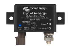 Victron - Cyrix-Li-charge 12/24V-230A intelligent charge relay