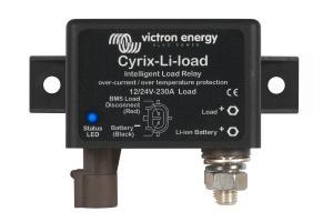 Victron - Cyrix-Li-load 24/48V-120A intelligent load relay