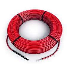 Likströmskabel 4mm, röd, dubbelisolerad