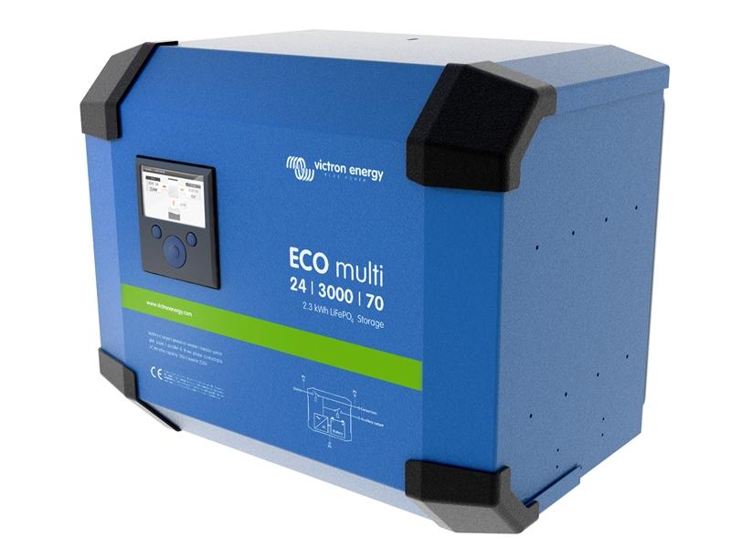 Victron - ECOmulti 24/3000/70-50 2,3 kWh LiFePO4