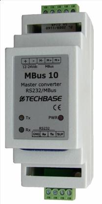 EviShine - M-Bus Master node