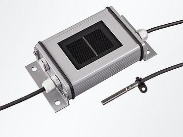 Ingenieurbüro - Solinstrålning - Std & Ambient - RS485