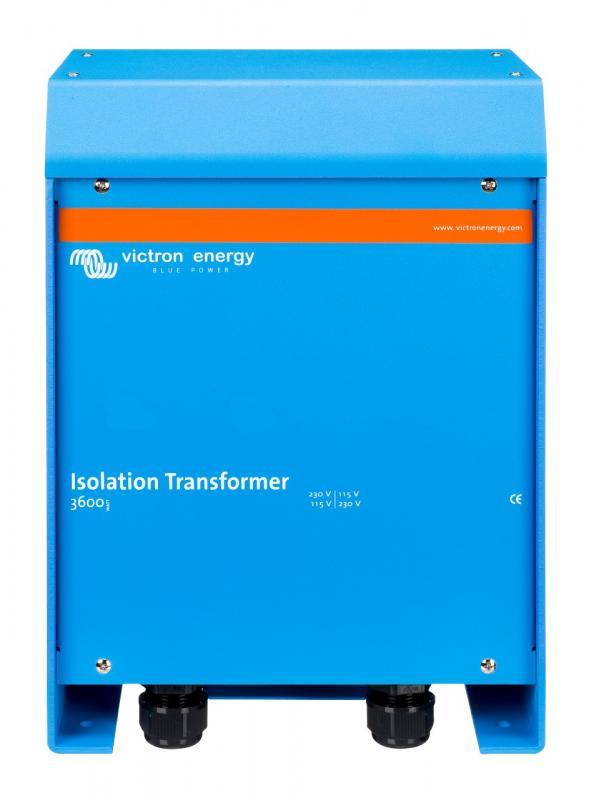 Isolation Tr. 3600W 115/230V