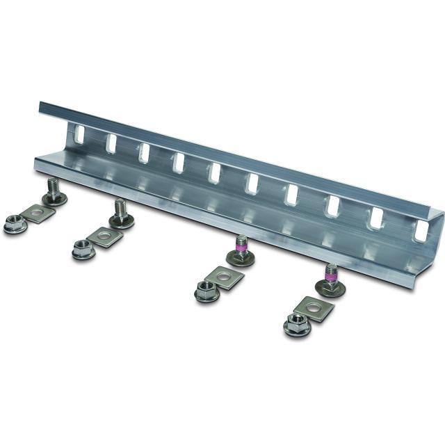 Novotegra - Expanderande skarv C71 - Set med 4 x skruv, 4 x AF18 låsmutter och bricka
