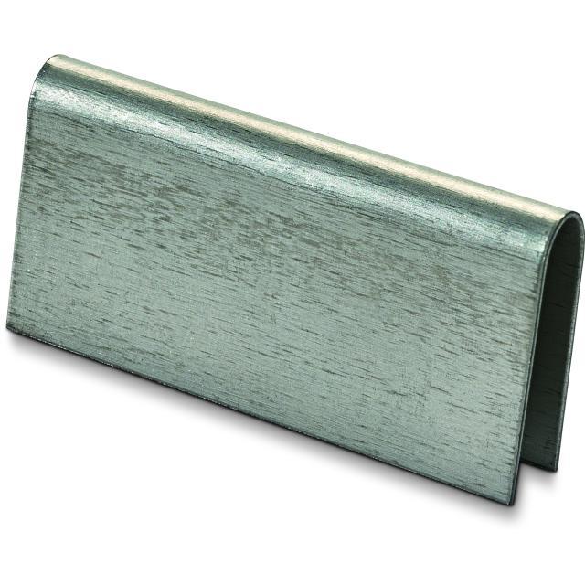 Novotegra - Fäste för koppartak - Set - M8 med rostfri fästsadel