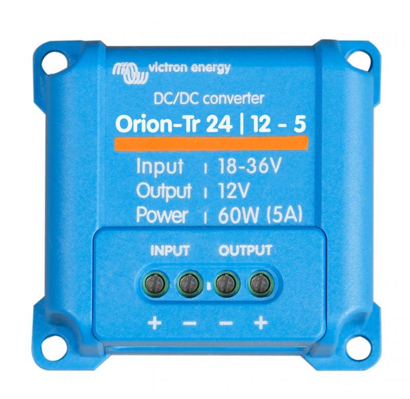 Victron - Orion-Tr 24/12-5 (60W) DC-DC converter Retail