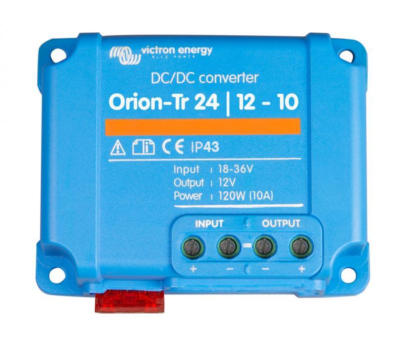 Victron - Orion-Tr 24/12-10 (120W) DC-DC converter Retail