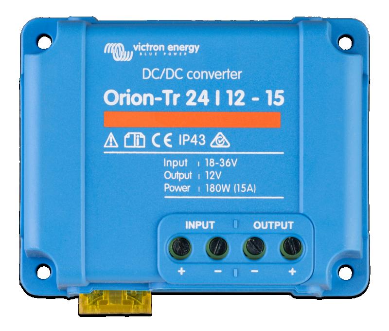 Victron - Orion-Tr 24/12-15 (180W) DC-DC converter Retail