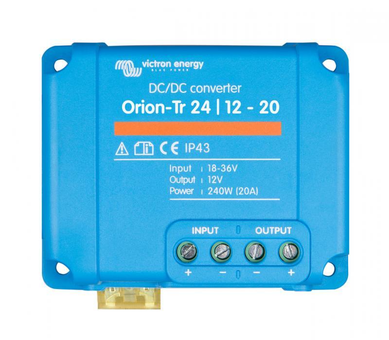 Victron - Orion-Tr 24/12-20 (240W) DC-DC converter Retail