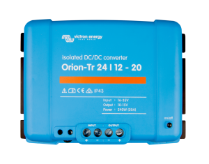 Orion-Tr 24/12-20A (240W) Isolated DC-DC converter