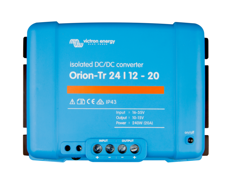 Victron - Orion-Tr 24/24-5A (120W)