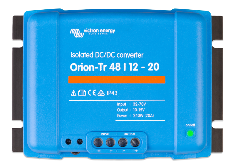 Victron - Orion-Tr 48/12-30A (360W) Isolated DC-DC converter