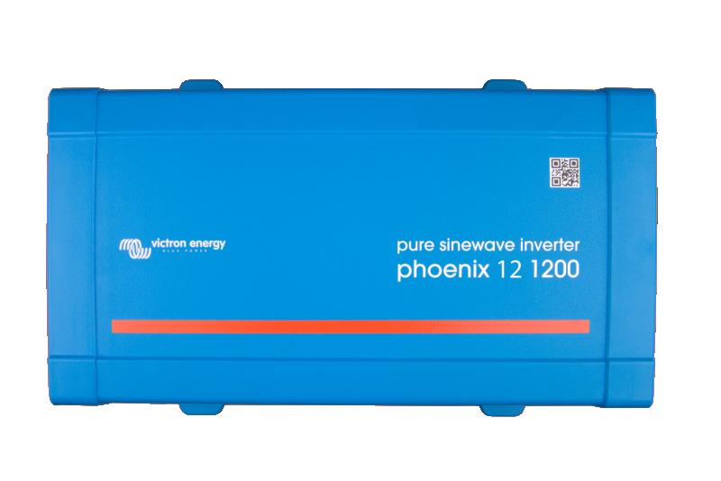 Victron - Phoenix Inverter 12/1200 230V SCHUKO