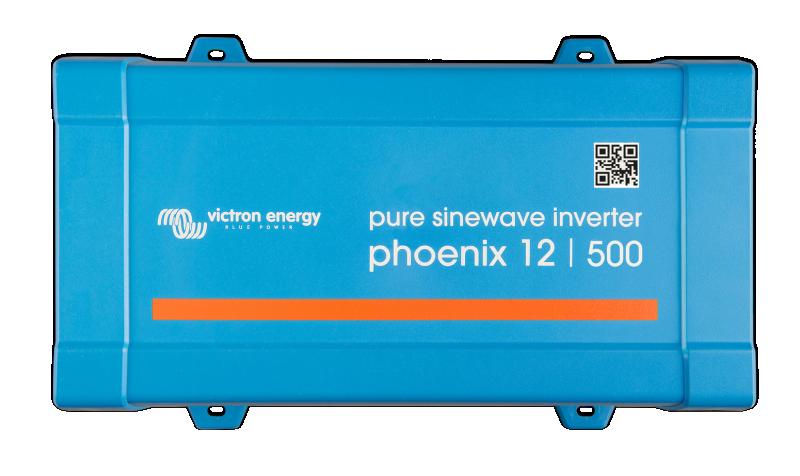 Victron - Phoenix Inverter 12/500 230V VE.Direct IEC