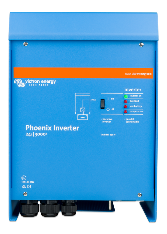 Victron - Phoenix Inverter 12/3000 120V VE.Bus