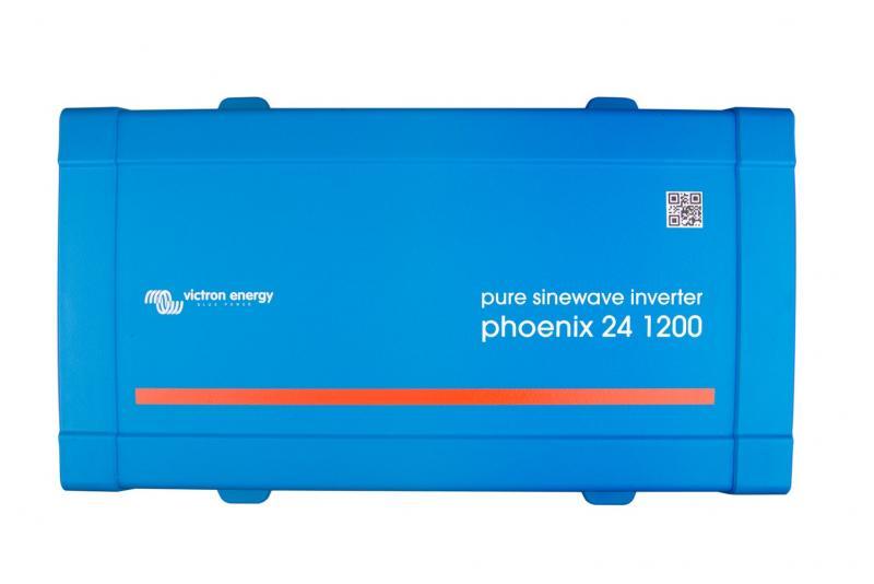Victron - Phoenix Inverter 24/1200 230V VE.Direct IEC