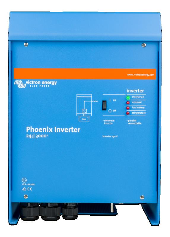 Victron - Phoenix Inverter 24/3000 230V VE.Bus