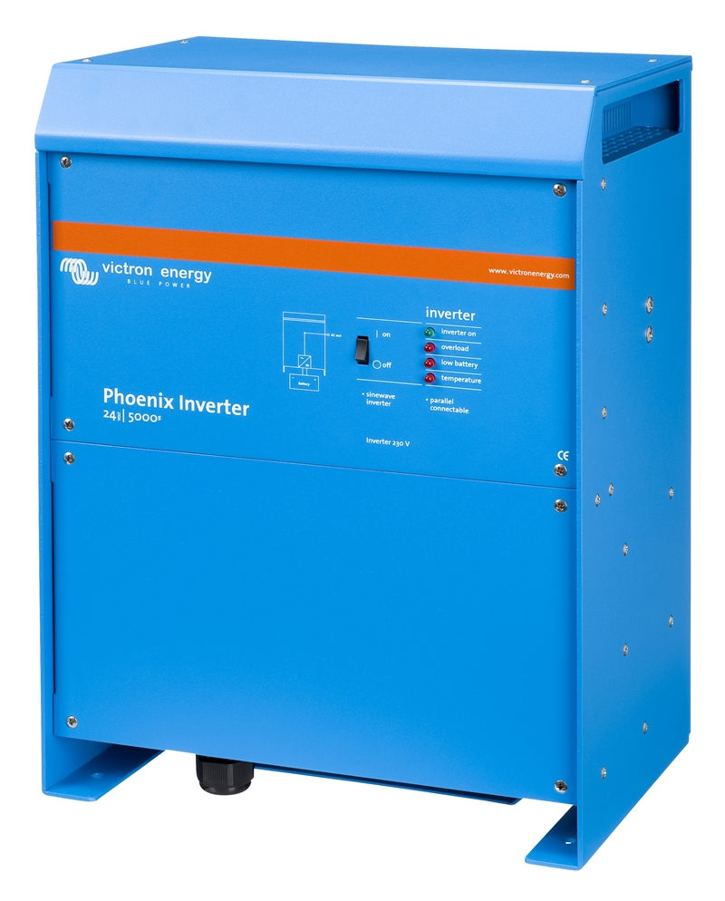 Växelriktare - Victron - Phoenix Inverter 24/5000
